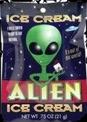 Purchase Candy for Halloween 2012 Alien Ice Cream