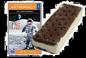 Candy for Halloween 2012 Astronaut Ice Cream Sandwich