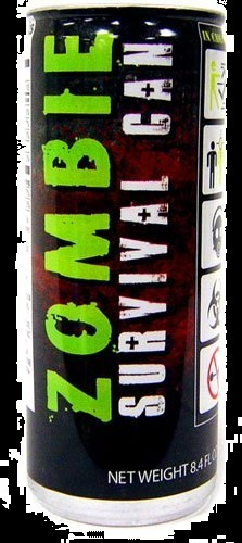 Unique Halloween Candy 2012 Zombie Energy Drink