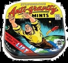 Candy For Halloween Anti-Gravity Mints