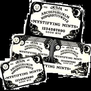 Candy For Halloween Ouija Board Mints